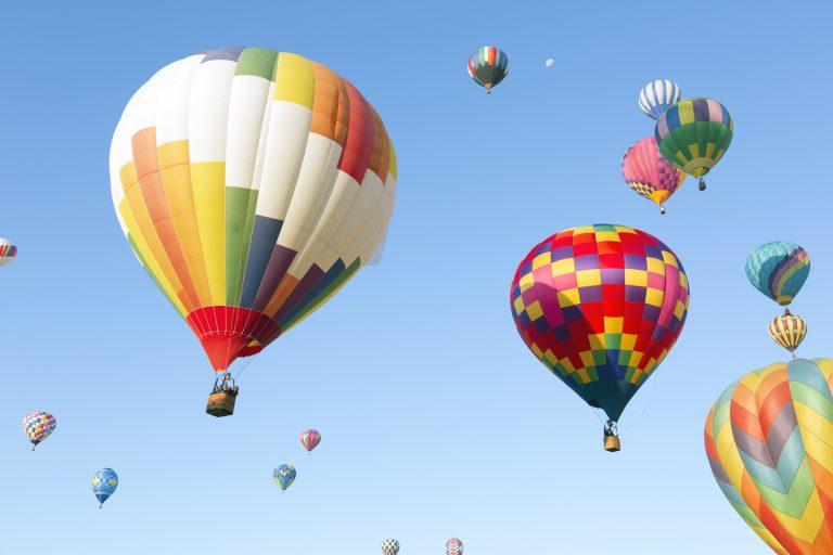Europe's biggest balloon is in....Connacht!